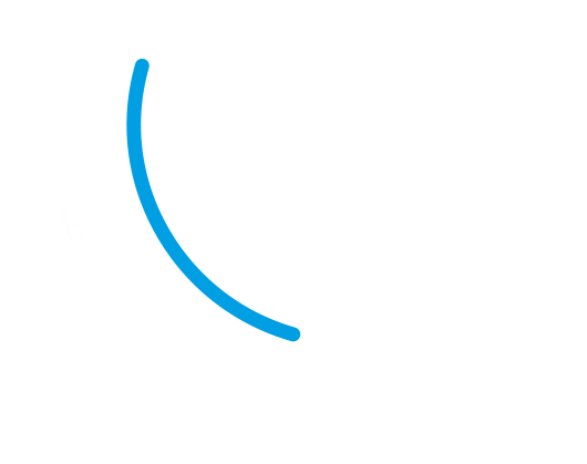 Gebogene Linie